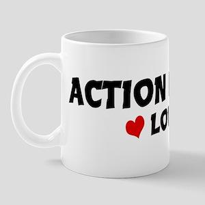ACTION FIGURES Lover Mug