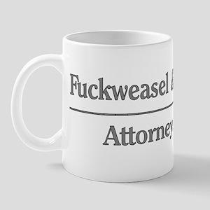 Lawyer Humor Mug