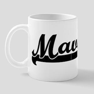 Black jersey: Maverick Mug