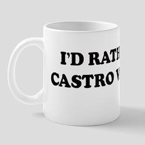 Rather: CASTRO VALLEY Mug