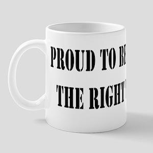 Everything Right Wing Hates Mug