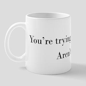 Mrs. Robinson's Favorite Mug