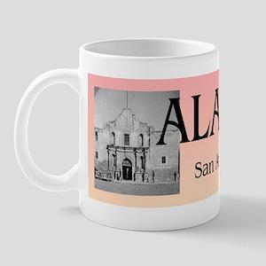 ABH Alamo 11 oz Ceramic Mug
