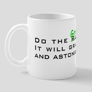 Do the Green Thing Mug