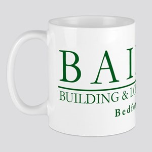 Bailey Bldg & Loan Mug