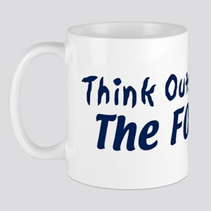 Turn Off Faux News Mug