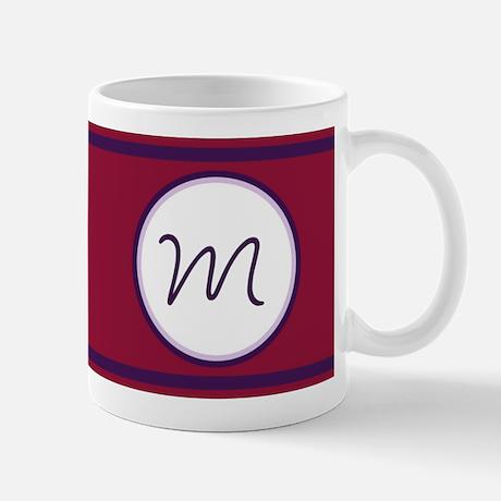 Sigma Kappa Monogram Mug