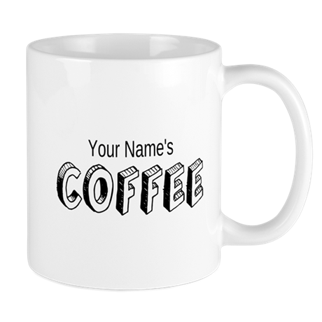 Your Names Coffee Mug Mugs