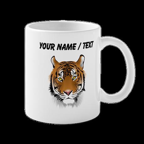 Custom Bengal Tiger Mugs