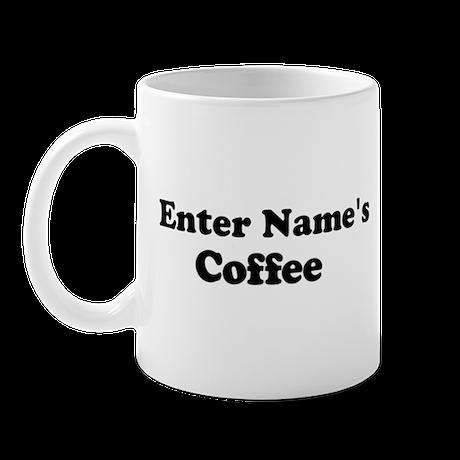 Personalized With Name Mug