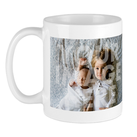 Your Image One Side Mugs