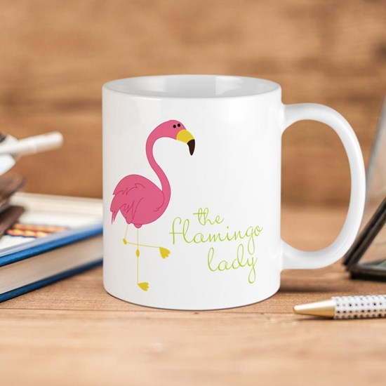 The Flamingo Lady