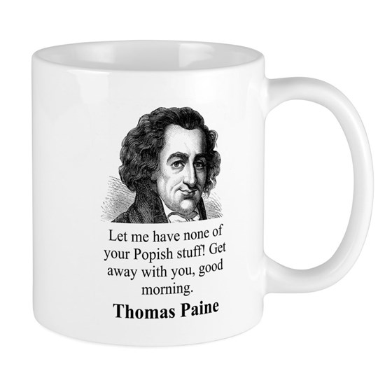 Let Me Have None - Thomas Paine