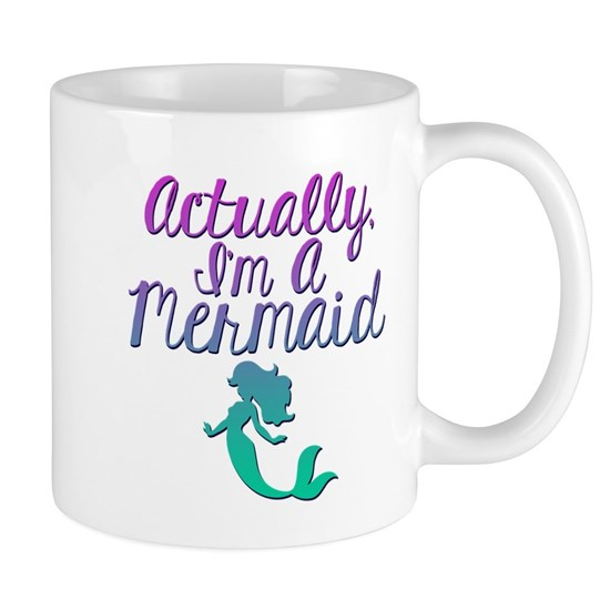 Actually I'm a Mermaid