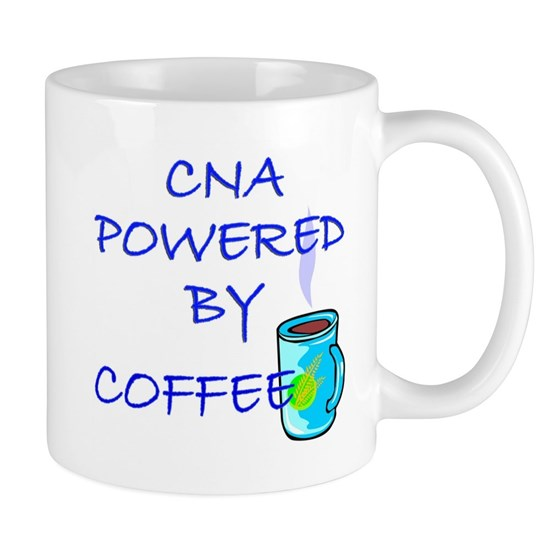 POWERED BY COFFEE cna1