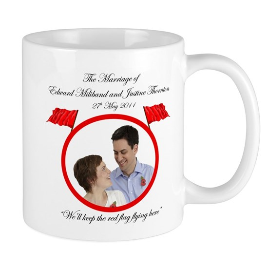 Wed Miliband Luxury Limited Edition Commemorative