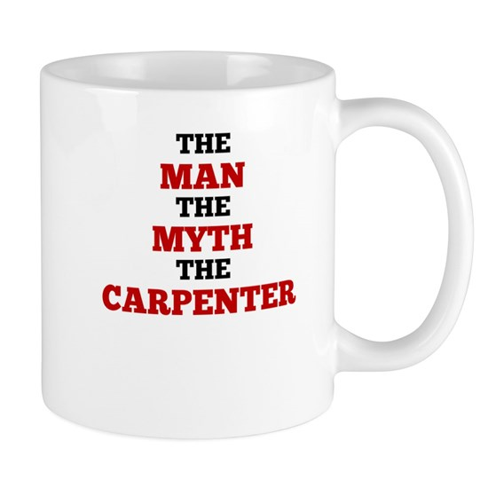 The Man The Myth The Carpenter