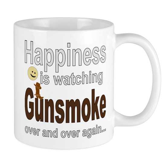 Happiness Is Watching Gunsmoke