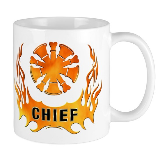 Fire Chiefs Flame T...