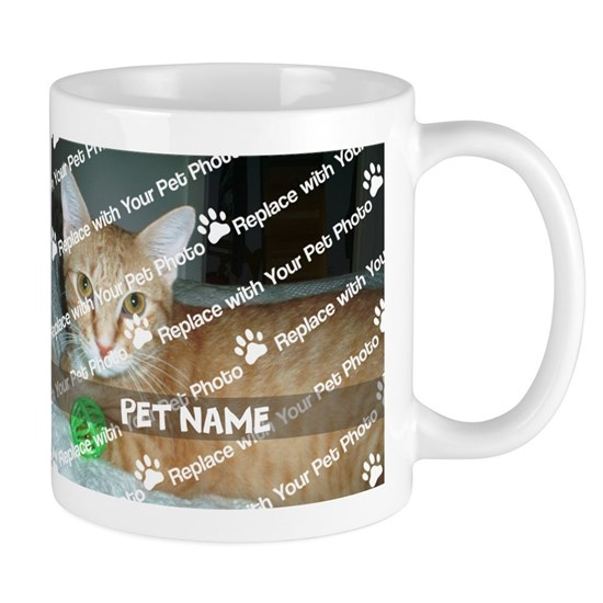 CUSTOMIZE Add Pet Photo and Name