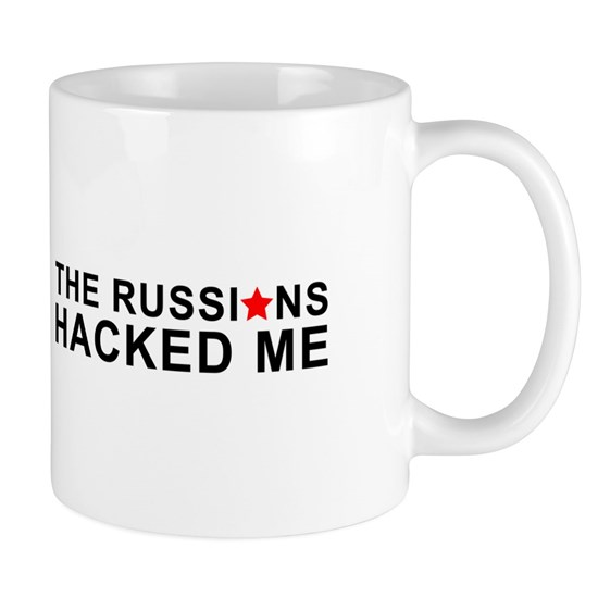 the russians hacked me