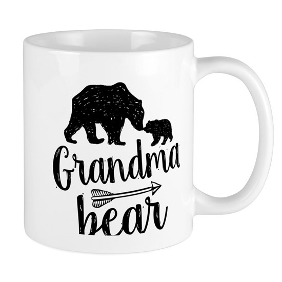 Grandma Bear Mothers Day Gift