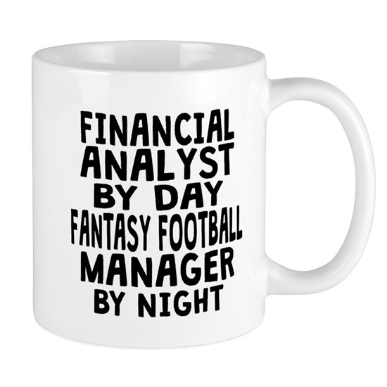 Financial Analyst Fantasy Football Manager