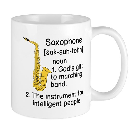 SAXOPHONE DEFINITION