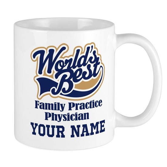 Family Practice Physician Personalized Gift