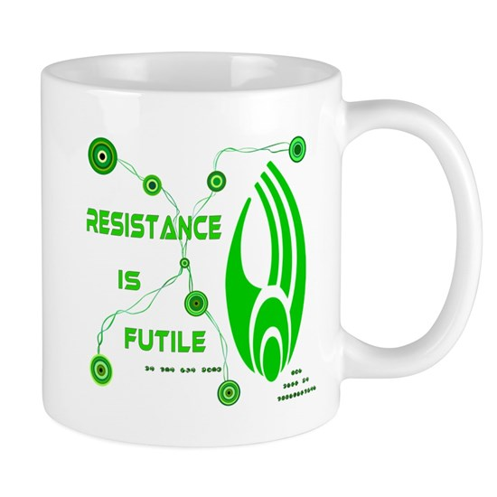 Borg - Resistance is Futile