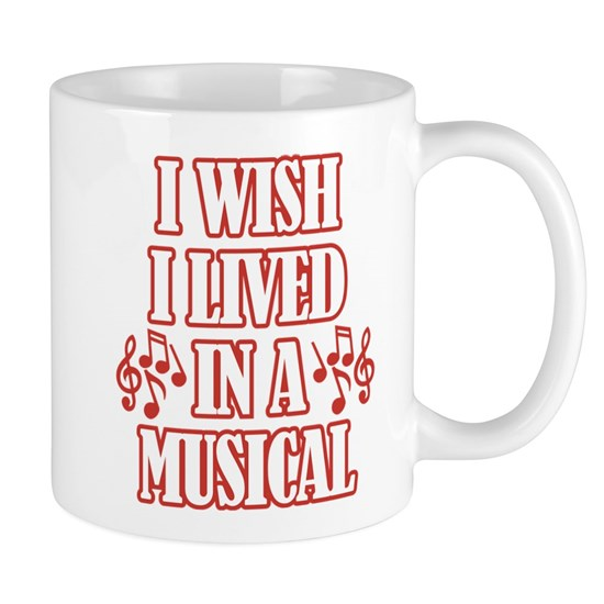 I Wish I Lived In A Musical