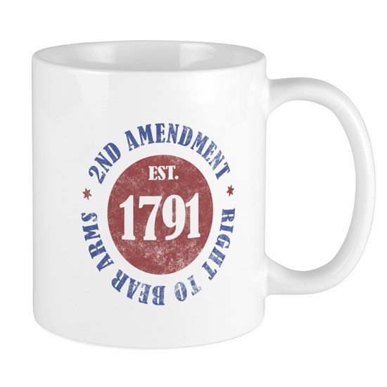 2nd Amendment Est. 1791