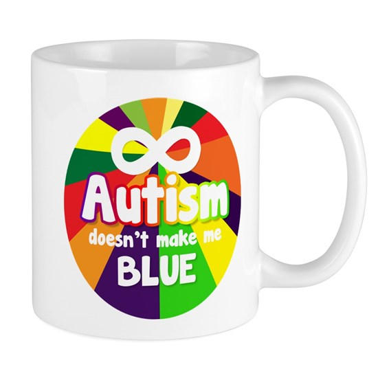 Autism Doesnt Make Me Blue