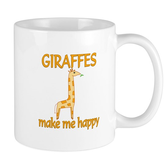 Giraffe Happy