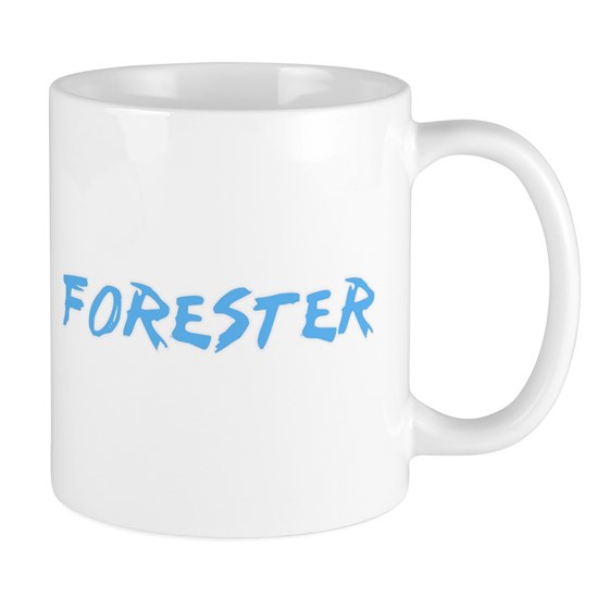 Forester Profession Design