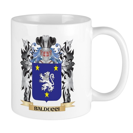 Balducci Coat of Arms - Family Crest