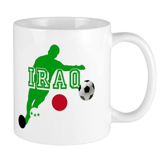 Iraq Football Player