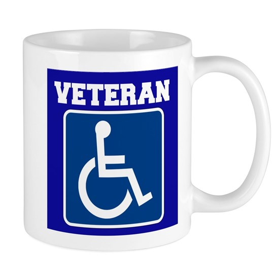 Disabled Handicapped Veteran