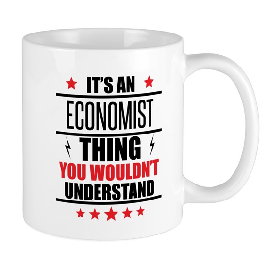 Its An Economist Thing