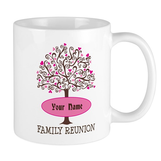 Personalized Family Love Tree