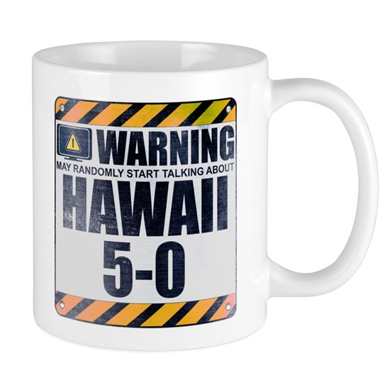 Warning: Hawaii 5-0