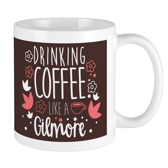 Gilmore Girls Coffee 11 Oz Ceramic Mug