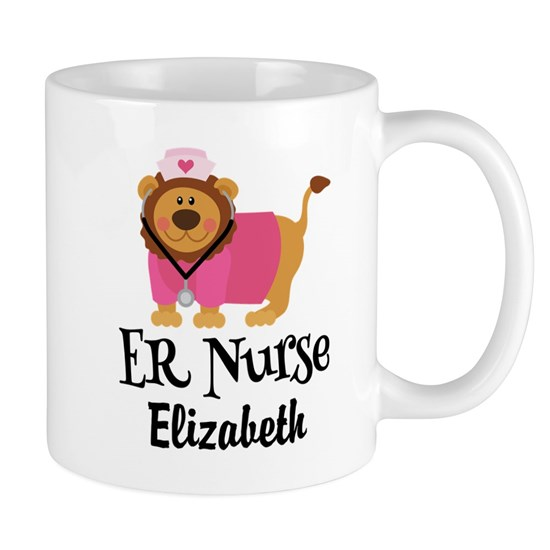 Personalized ER Nurse Gift
