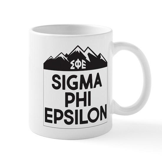 Sigma Phi Epsilon Mountains
