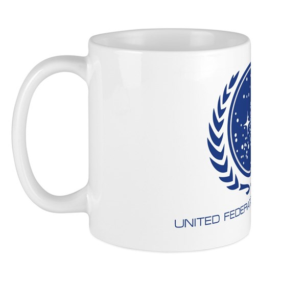 Star Trek; United Federation of Planets; white;  b