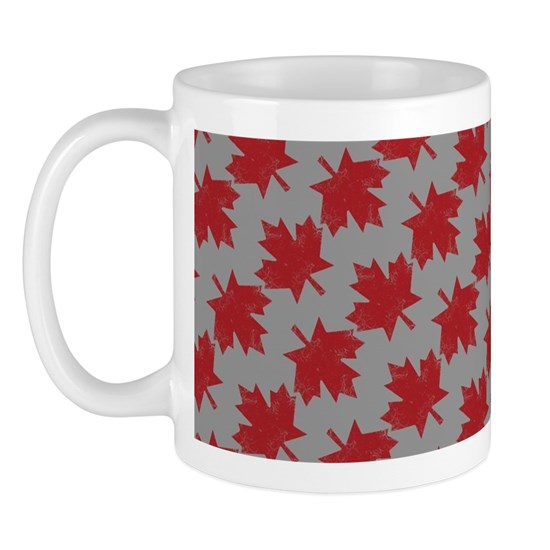 Canadian Maple Pattern