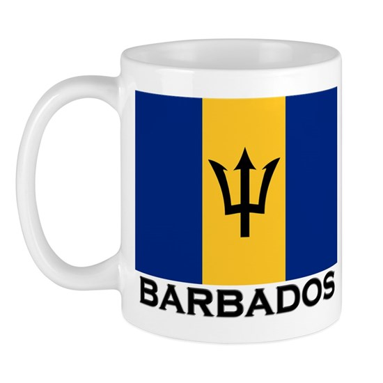 Barbados Flag Stuff