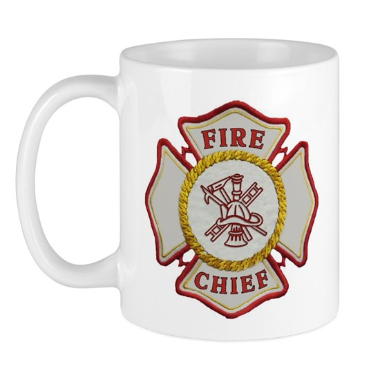 Fire Chief Maltese