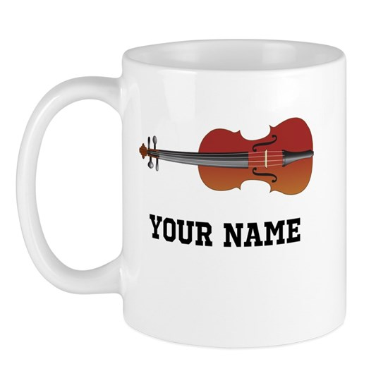 Personalized Violin Music Instrument