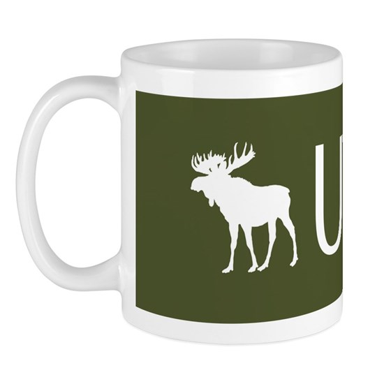 Utah: Moose (Mountain Green)